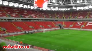 «Открытие Арена» стадион «Спартака»