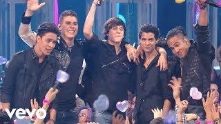 Quisiera (Premios Juventud 2016) - CNCO (Video)