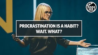 The ONLY Way To Stop Procrastinating | Mel Robbins