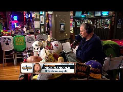 Nick Mangold on the Dan Patrick Show (Full Interview) 1/15/15