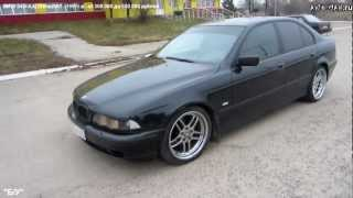 BMW E39(540i) Тест-драйв.Anton Avtoman.