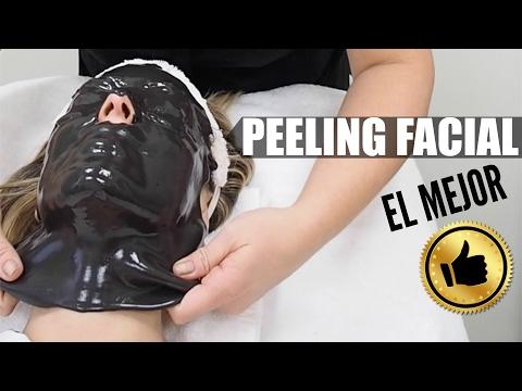 EL MEJOR PEELING FACIAL QUE HE PROBADO