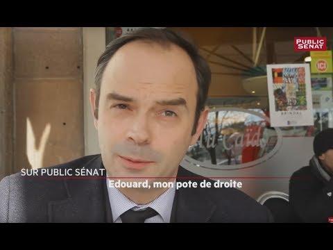 Bande-annonce - Édouard mon pote de Droite - Documentaire