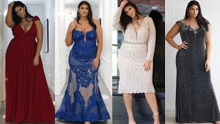 PLUS SIZE EVENING WEAR LOOKBOOK| NEW YORK DRESS| LA'TECIA THOMAS