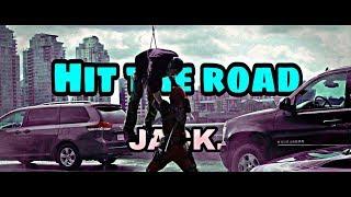 ✦.•: Deadpool. —— ; Hit the road, Jack.