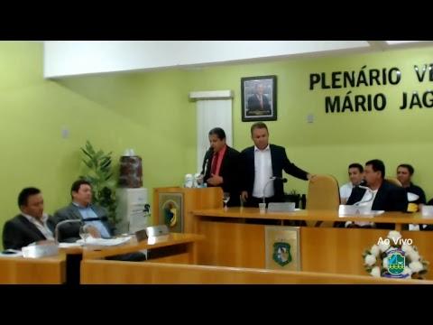 Sessão Ordinária Câmara de Jaguaruana - 24/08/2017