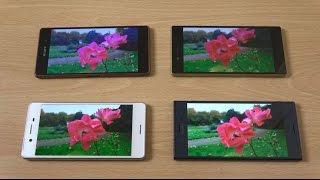 Sony Xperia XZ Vs X Performance Vs Z5 Vs Z3 - Camera Test!