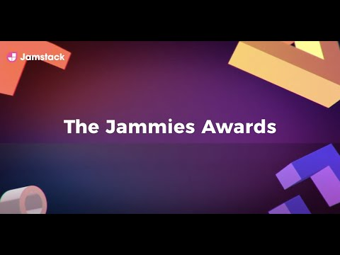 Image thumbnail for talk Jamstack Conf Virtual - The Jammies Awards