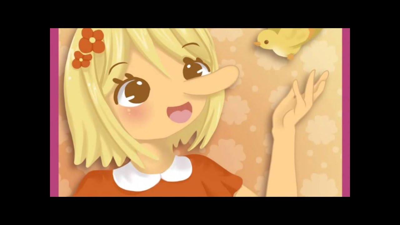 Cuento para niños: Niñas y Princesas