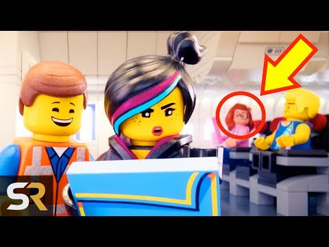 15 Lego Movie Secrets You Totally Missed