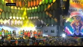 Shakira   Waka Waka (This Time For Africa) (live 2010) HD 0815007