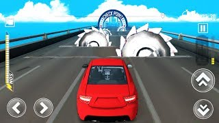 DEADLY RACE - Walkthrough Gameplay Part 3 - THE END (Speed Car Bumps Challenge)