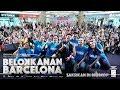 Belok kanan Barcelona - Nobar di Surabaya