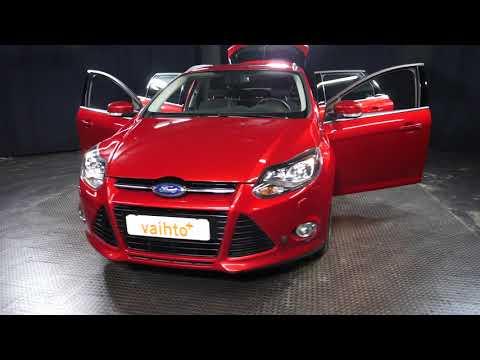 Ford FOCUS 2,0 TDCi 115 PowerShift Titanium Wagon A, Farmari, Automaatti, Diesel, URZ-719