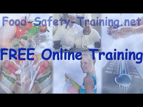 Food Safety Course Online Free - YouTube