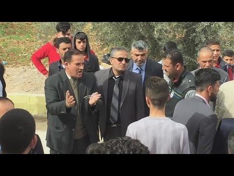 Ελεύθερος ιορδανός στρατιώτες που είχε σκοτώσει ισραηλινές μαθήτριες