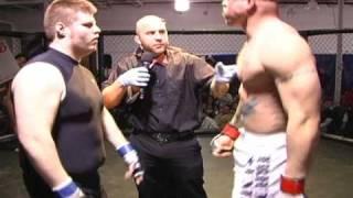 "UFS Underground Fights Series MMA Dozer Vs Lee""The Juggernaut"" Trombley"