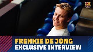 Frenkie de Jong: