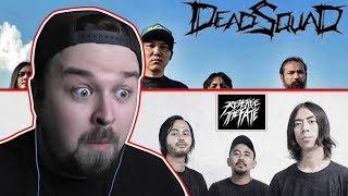 Revenge The Fate + Deadsquad  INDONESIAN METAL (Death Metal/Deathcore) REACTION #2