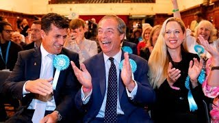 Brexit Party leads U.K. results in EU election