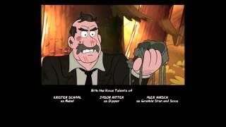 Gravity Falls: Staffel 2 Folge 1 Abspann [HDDE]