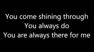 LYRICS Canadian Tenors - Always There
