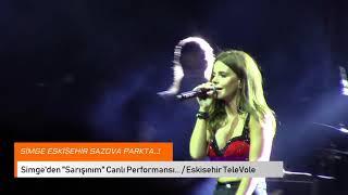 """Simge - Eskişehir / Sazova Park Konseri - """"Sarışınım"""""""