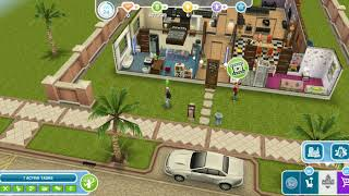 Check-in at the Nightclub | The Sims FreePLAY