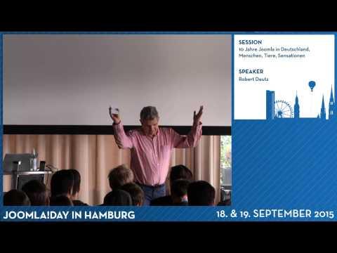 10 Jahre Joomla in Deutschland, Menschen, Tiere, Sensationen