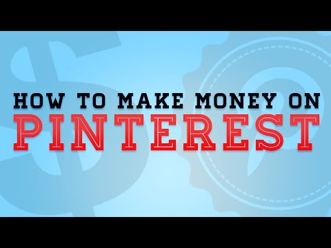 How to Make Money on Pinterest – 4 Easy to Follow Steps