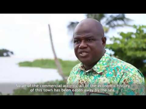 Living on the Edge- Saving West Africa Coastal Assets