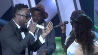Jeff Ft Iyanya   Dip It (Live Performance) | MTN Project Fame Super Collabo