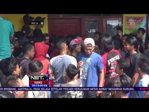Kasus Pencurian di Jombang, Para Warga Sempat Bentrok Dengan Pihak Polisi- NET 24