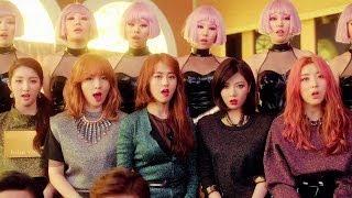 포미닛 (4MINUTE) - '오늘 뭐해 (Whatcha Doin' Today)' (Official Music Video)