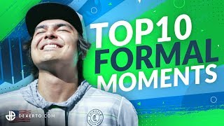TOP 10 Formal Moments Before Black Ops 4
