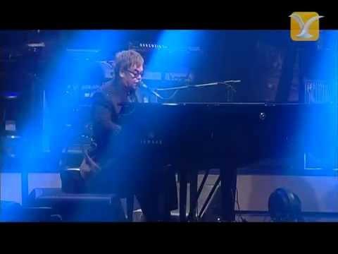 Elton John, I Guess That's Why They Call It The Blues, Festival de Viña 2013