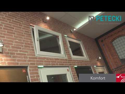 ROTO E-TEC DRIVE - Elektryczny napęd uchylająco ryglujący do okien - zdjęcie