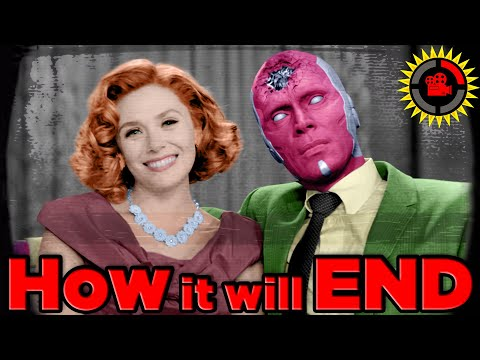Film Theory: How WandaVision Will End And Why It Matters (Marvel)