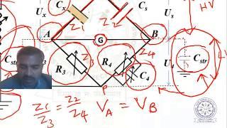 Lecture 21 High Voltage Measurements   Schering Bridge Transformer Ratio Bridge