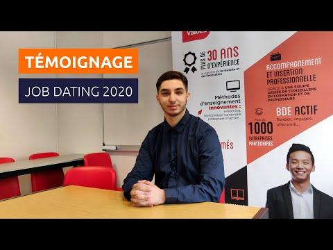 Video JobDating 2020 - Témoignage de Nadir