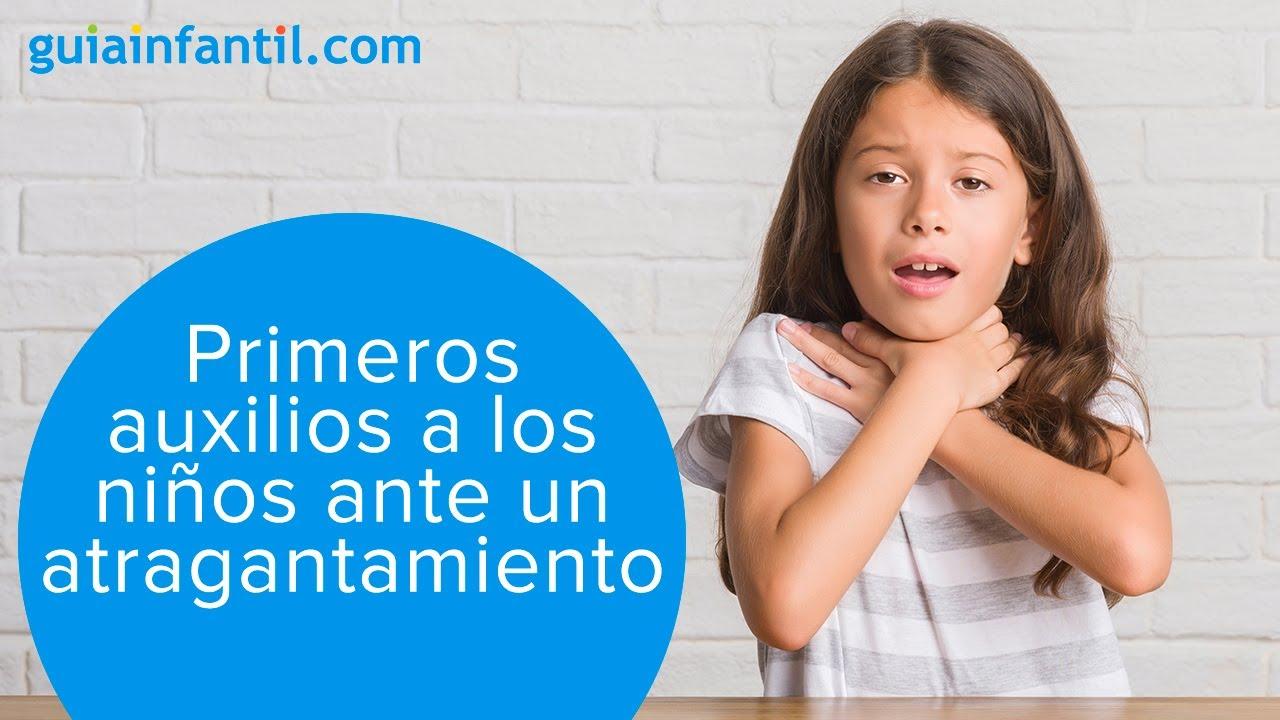 Atragantamiento en los niños | Valiosos consejos que pueden salvar la vida de tus hijos