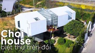 Choi house, Biệt thự trên đồi - không gian mở đầy cảm hứng -...