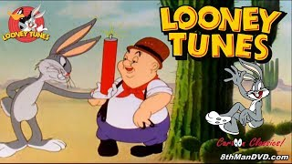 LOONEY TUNES (Looney Toons): BUGS BUNNY - The Wacky Wabbit (1942) (Remastered) (HD 1080p)