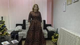 """Одежда Faberlic, коллекция """"Ампир"""" от Алены Ахмадуллиной."""