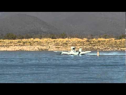 Video Sea Planes at Scorpion Bay Marina, Lake Pleasant, Arizona