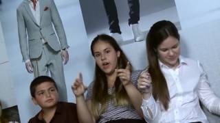 Телепроект «Соло-Дети» (1/8): 15. Милана Куликова (Краснодар, 10 лет)