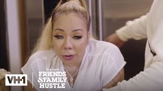 Tiny Confronts TIP About A Salacious Video | T.I. & Tiny: Friends & Family Hustle