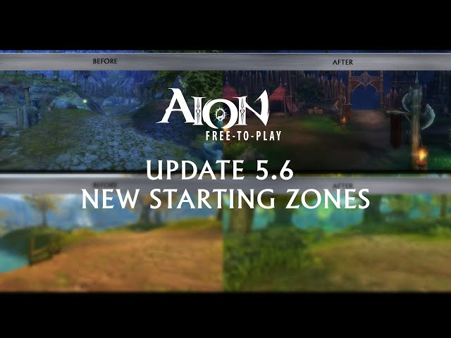 [Update 5.6] New Starting Zones Teaser