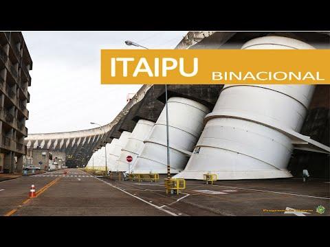 ITAIPU BINACIONAL - A Maior Geradora de Energia Limpa e Renovável do Planeta