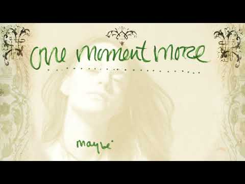 One Moment More (Official Lyric Video) using Mindy's own handwritten lyrics